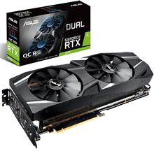 ASUS DUAL-RTX2070-O8G Graphics Card